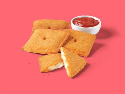 Cheez-It and Pizza Hut Invented a Calzone, Called It a 'Stuffed Cheez-It Pizza'