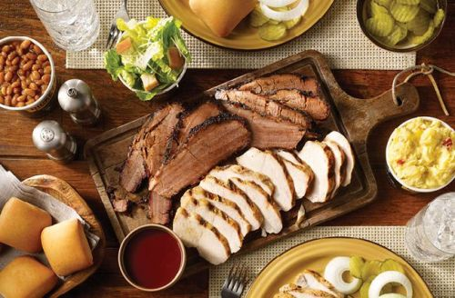 Dickey's Barbecue Breaks All Records in Father's Day Sales in It's 80 Year History