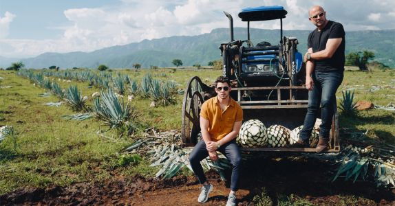 Nick Jonas and John Varvatos on Fashion, Friendship, and the Future of Villa One Tequila
