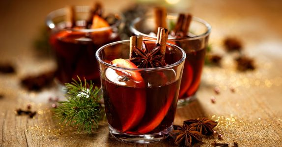 The Instant Pot Mulled Wine Recipe Your Winter Deserves