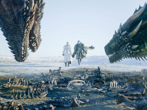 How Much Do the 'Game of Thrones' Dragons Actually Need to Eat? An Investigation
