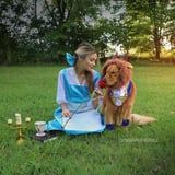"""Any Golden Retriever Dressed as Beast From Beauty and the Beast Can """"Be My Guest"""""""