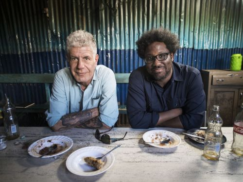 The Best Moments of Anthony Bourdain and W. Kamau Bell's Trip to Kenya on 'Parts Unknown'