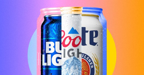 The Difference Between Bud Light, Coors Light, and Miller Lite, Explained