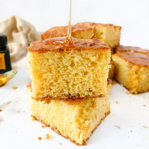 Easy Honey Cornbread