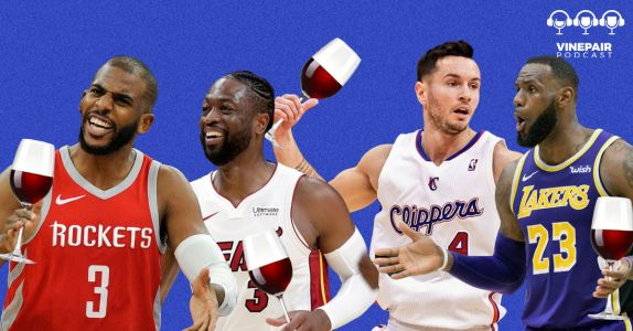 ESPN's Baxter Holmes Tells Us How Lebron James and the NBA Became Wine Obsessed