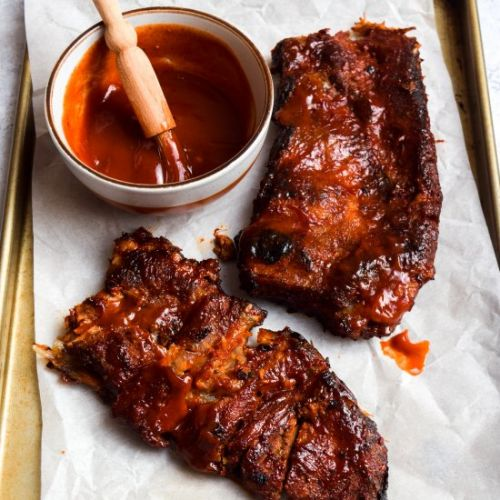 Best Ever Barbecue Ribs