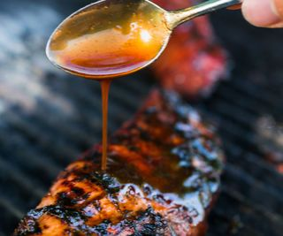 Glazed Chinese BBQ Pork