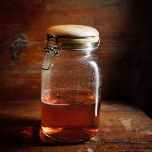 Homemade Golden Syrup for Mooncakes