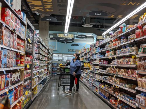 Grocery Workers Are Still Dealing with Customer Confrontations Over Masks, More Than a Year Into the Pandemic