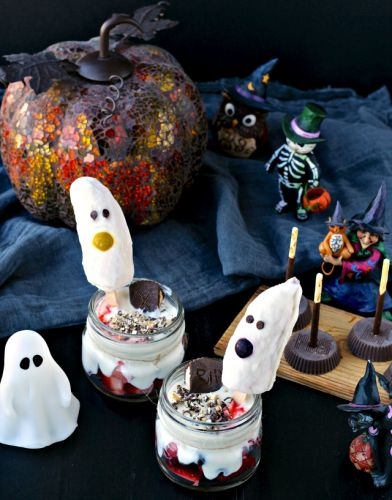 Cooking with Sienna: Spooky Halloween Treats