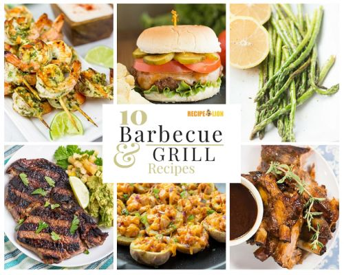 10 BBQ and Grill Recipes to Drool Over This Summer