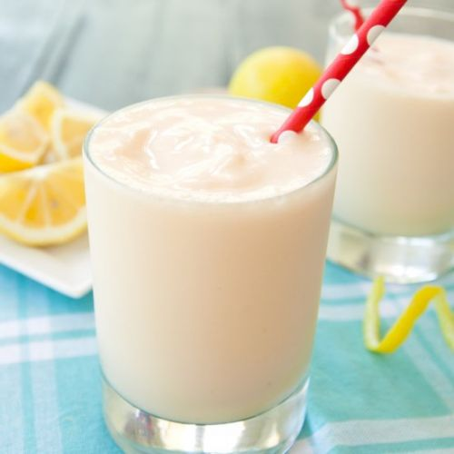 Chick Fil A Frosted Lemonade