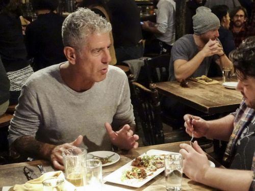 The Final Season of 'Parts Unknown' Will Premiere at Next Month's Tribeca TV Festival