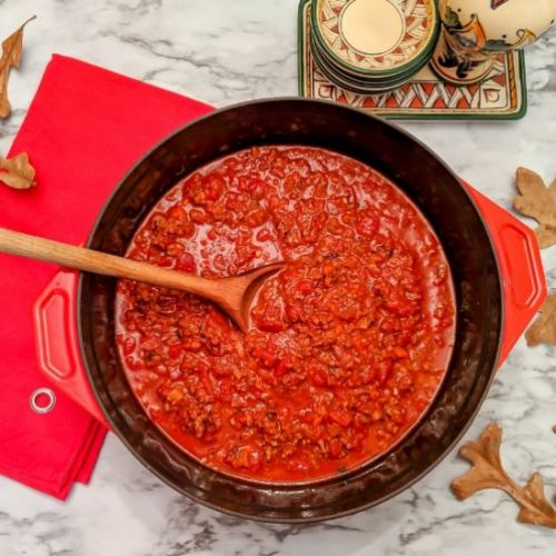 Simple Weeknight Bolognese