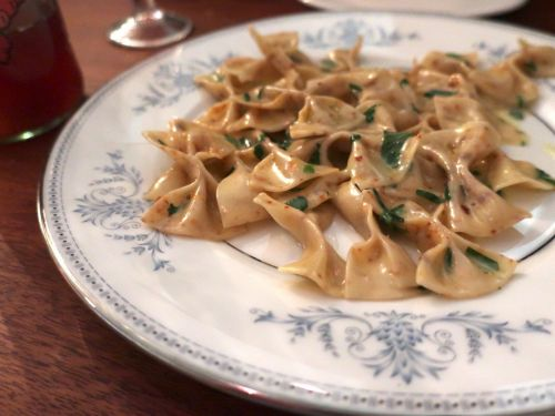 This Bow Tie Pasta Isn't for Kids