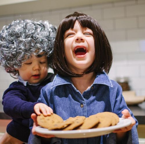 Food News: These Adorable Kids Dressed Up as Ina and Jeffrey Garten for Halloween