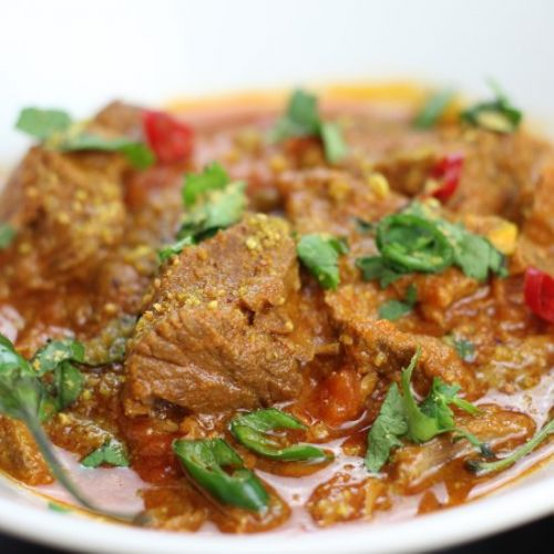 Lamb Curry Instant Pot