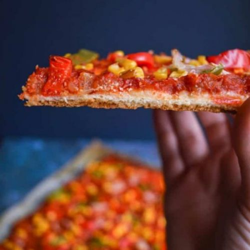 Spicy Pizza Recipe