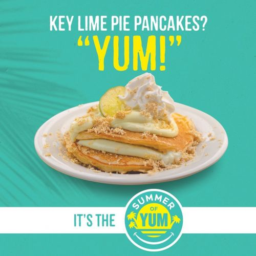 Key Lime Pie Pancakes and Banana Pudding French Toast Join Eggs Up Grill Menu for Summertime