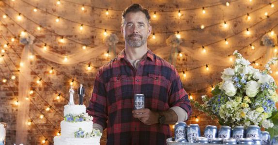Getting Married? Busch Guy Will Officiate, Provide the Beer, and Pay For The Party