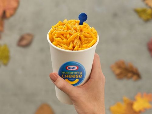 Not Gross Enough for Canada Alone, Kraft Pumpkin Spice Mac and Cheese Is Coming to the U.S