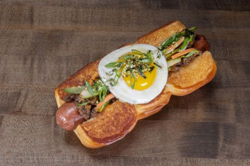Explore Bold Korean Flavors with Dog Haus' New One-of-a-Kind Creation
