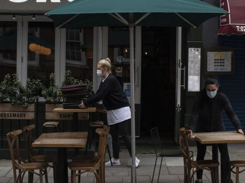 After Four Months of Lockdown, London's Restaurants Reopen for Outdoor Dining