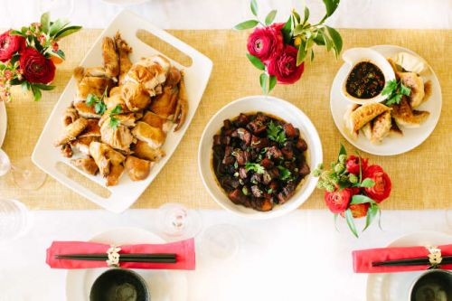 A Simple Yet Delicious Menu for Anyone Hosting Their First Lunar New Year Dinner