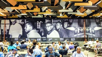 Serving Black Culinary History to the Crowds at Sweet Home Café