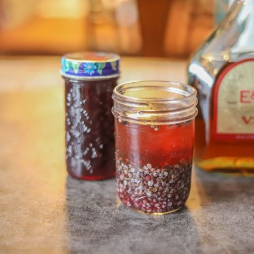 Elderberry Syrups for Colds and Flu