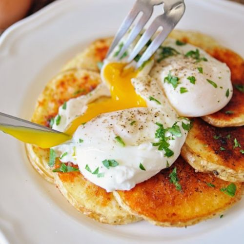 Spanish Poached Eggs