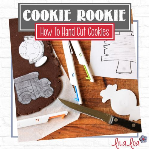How to Hand Cut Sugar Cookies