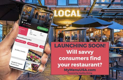 MyMenu Concierge: Good for Your Restaurant, Good for Guests, Good for the Planet
