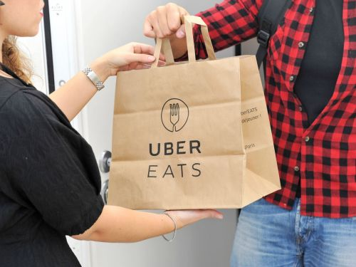 For Transgender Uber Eats Drivers, 'Right to Pride' Is a Long-Overdue Change in Policy