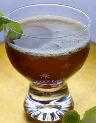 What I'm Drinking: The Whip of theConqueror