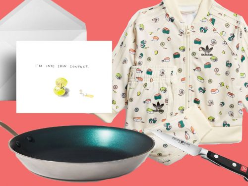 A Mighty Paring Knife, a Sushi Track Suit, and More Things to Buy This Week