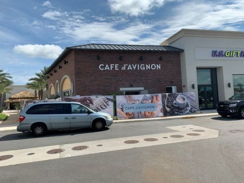 Café d'Avignon Builds Momentum with Second Franchise Location in Florida