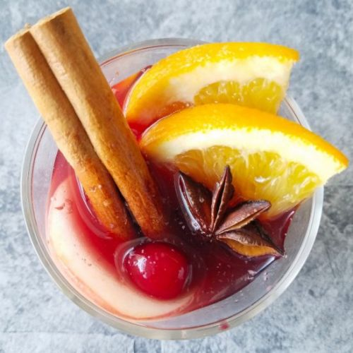 Snowball Mulled Wine