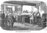 Soyer's Army Barrack Cooking Apparatus and obit 1858