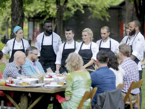 'Top Chef Kentucky' Recap: Pricey Lamb With a Side of Sad, Soggy Lemon Curd