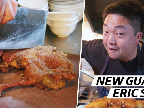 How Chef Eric Sze Is Changing the Game for Taiwanese Food in NYC