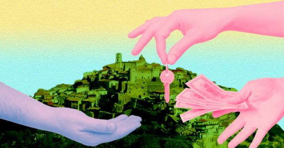 These Southern Italian Villages Will Pay You $33,000 To Move In and Start a Business