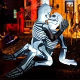 These NSFW Inflatable Skeletons Are the Halloween Decoration We Didn't See Coming