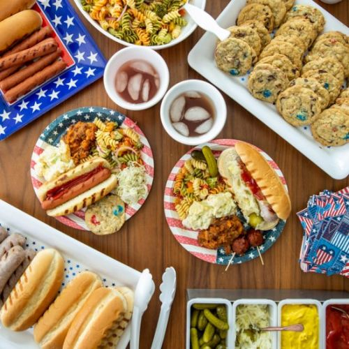 The Ultimate 4th of July Cookout