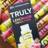 Make Space in Your Freezer; You'll Want These Truly Lemonade Pops All Summer