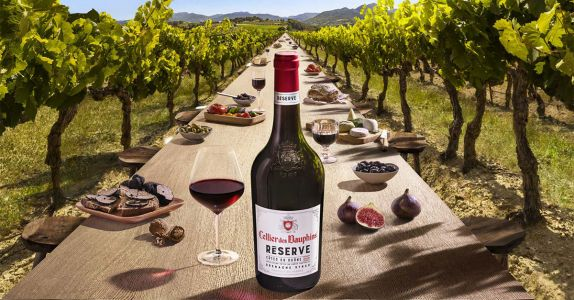 Exploring Rhône Terroir With a Grower-Owned Winery: Cellier des Dauphins