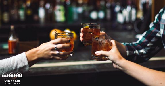 VinePair Podcast: Is Happy Hour Back?