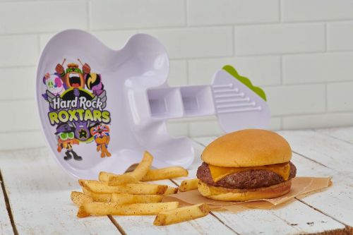 Hard Rock Cafe Celebrates Kids Around The World That Rock With A Limited-Time Kids Eat Free Promotion