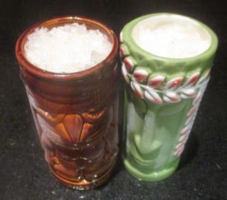 Pearl diver's punch
